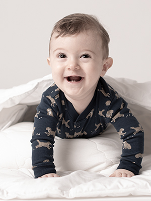 Travesseiro de Bebê - Antialérgico 30x40cm 1