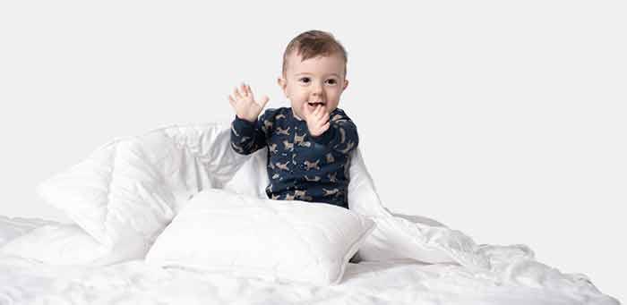 Edredom para Bebê Antialérgico Sanomed - 90x130 cm 2